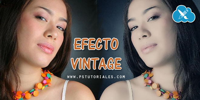 Efecto Blush Vintage - Tutorial Photoshop - video dailymotion