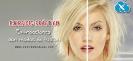 Ejercicio Práctico: Recorte con Modos de Fusión en Photoshop