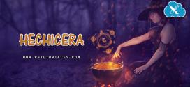 Hechicera Photoshop Manipulation