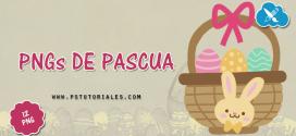 12 PNG de Pascua